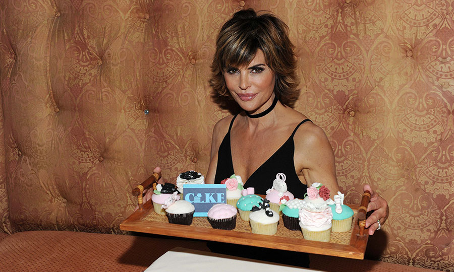 May 20: Celebrate your reality! <i>Real Housewives of Beverly Hills</i> star Lisa Rinna tried out some delicious treats by Cake by Franck and celebrated Reality TV Month at Foxwoods Resort Casino in Mashantucket, Connecticut.
