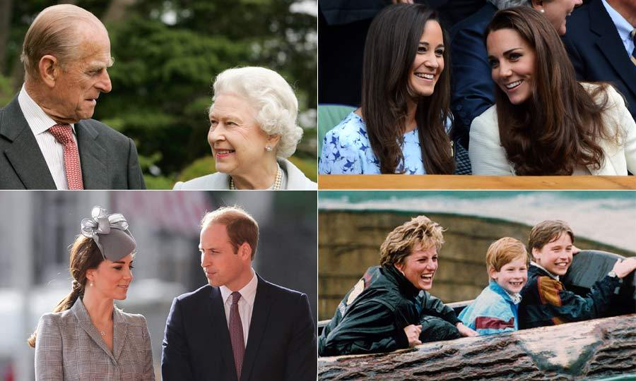 We may know them by their official titles, but behind the scenes the royals have their own fun nicknames for each other.