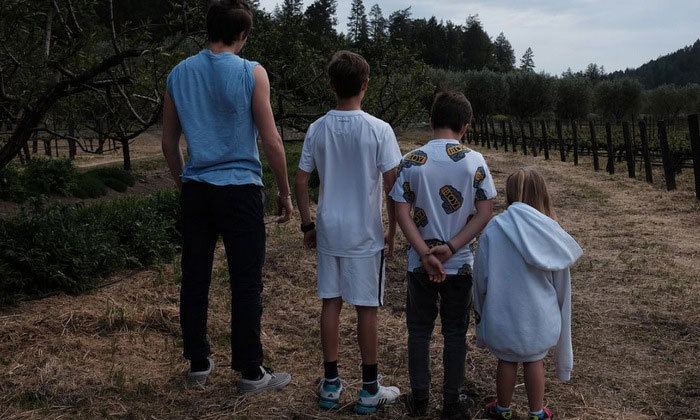<b>He looks out for his siblings</b>