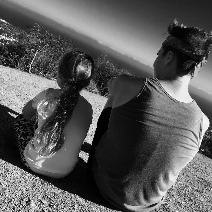 <b>He's down for an adventure</b>