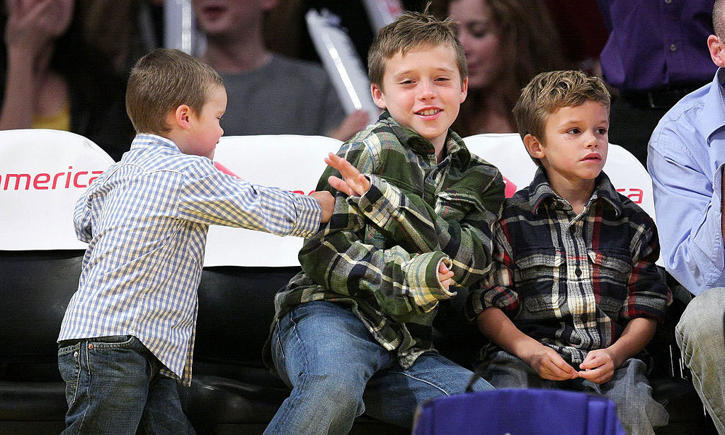 <b>He doesn't mind taking a beating</b>