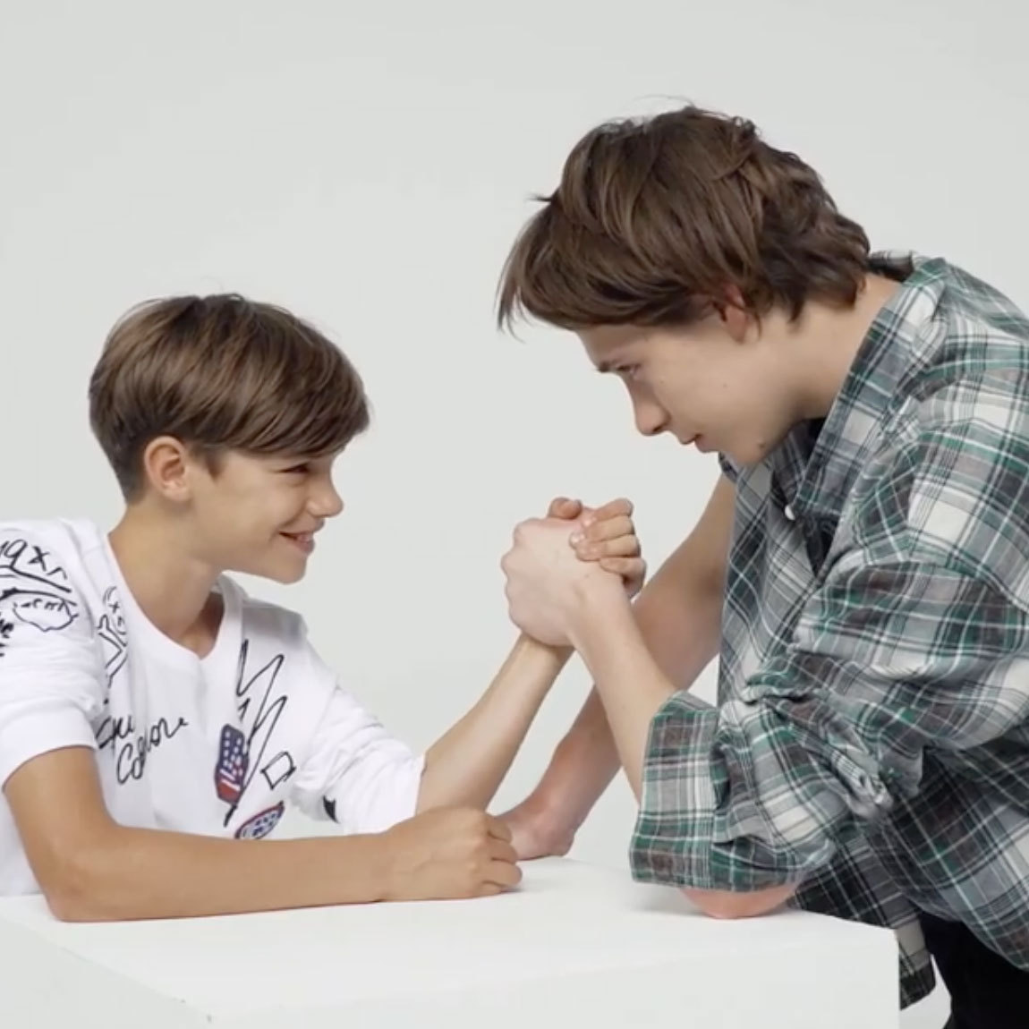 <b>He shares the spotlight</b>