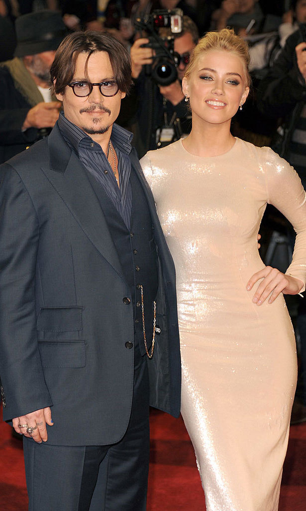 Johnny and Amber first met in 2009 on the set of their drama flick, <i>The Rum Diary</i>, playing love interests in the film. At the time, the <i>Pirates of the Caribbean</i> star was in a relationship with Vanessa Paradis, with whom he shares daughter Lily-Rose and son John Christopher.