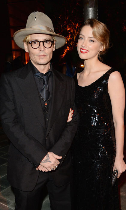 News of the couple's engagement broke in January of 2014.