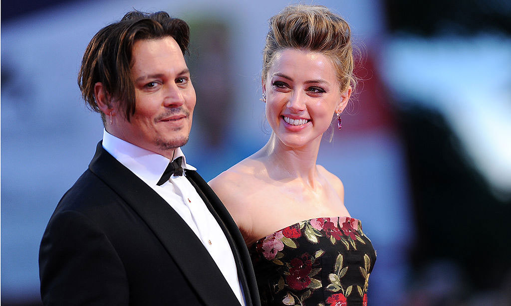 From onscreen lovers to 15-months of marriage, we're taking a look back at Johnny Depp and Amber Heard's whirlwind romance as their divorce becomes one of the most contentious in Hollywood history.