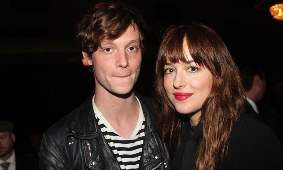 <b>Dakota Johnson and Matthew Hitt</b>