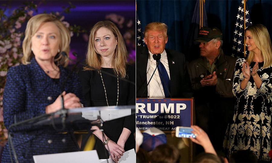 <b>Campaign trail veterans</b>