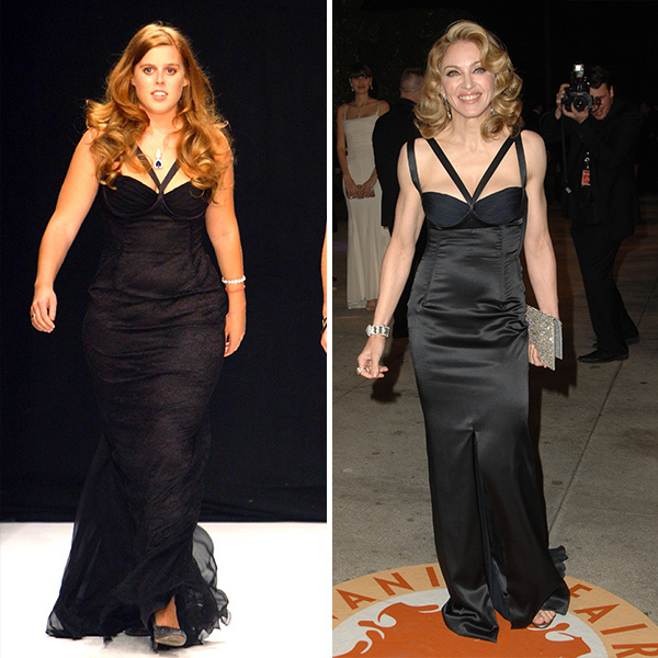<b>Princess Eugenie and Madonna</B>