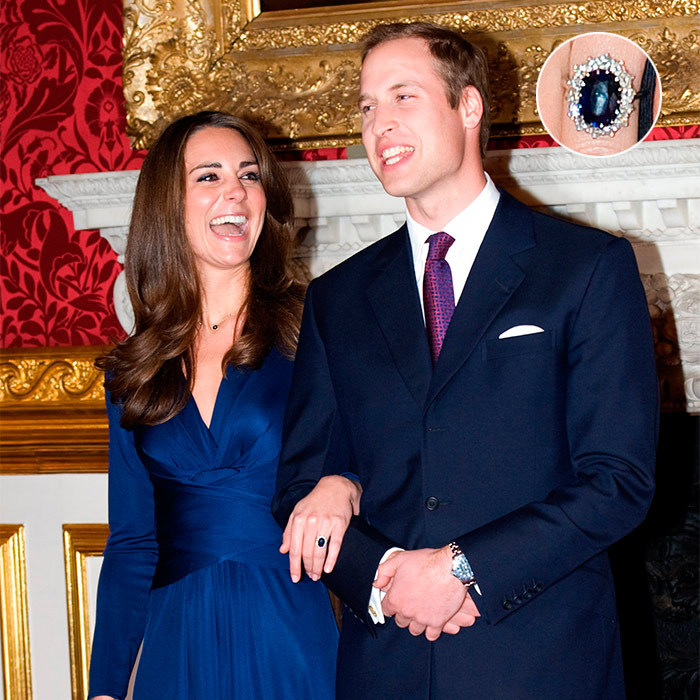 'She Said Yes': How The Royals Announced Their Engagements