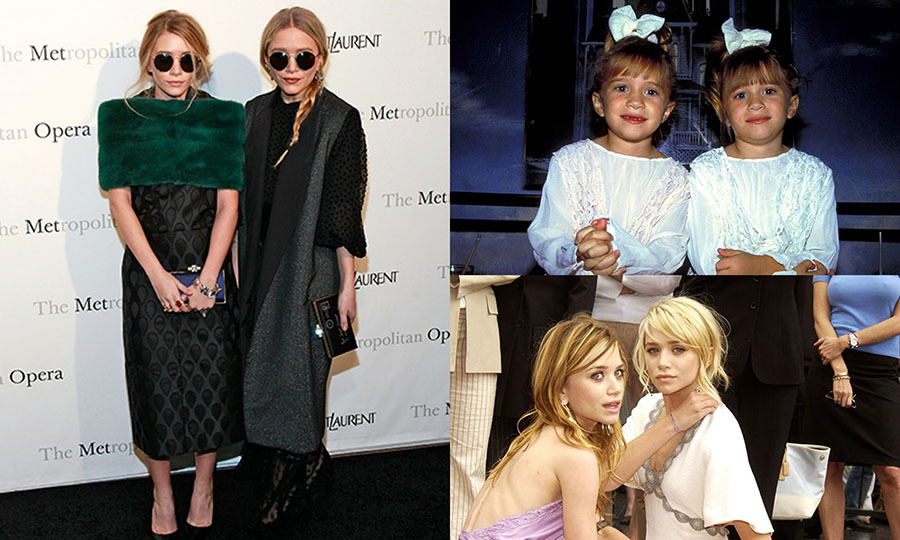Mary-Kate and Ashley Olsen have been twinning for decades! From their early looks as child stars on <I>Full House</I> to their style icon days as founders of fashion labels The Row and Elizabeth & James, here is an edit of their best joint red carpet moments over the years.