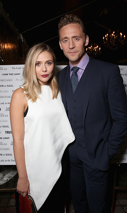 <b>Elizabeth Olsen</b>