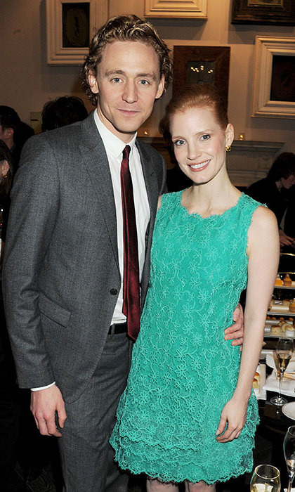 <b>Jessica Chastain</b>