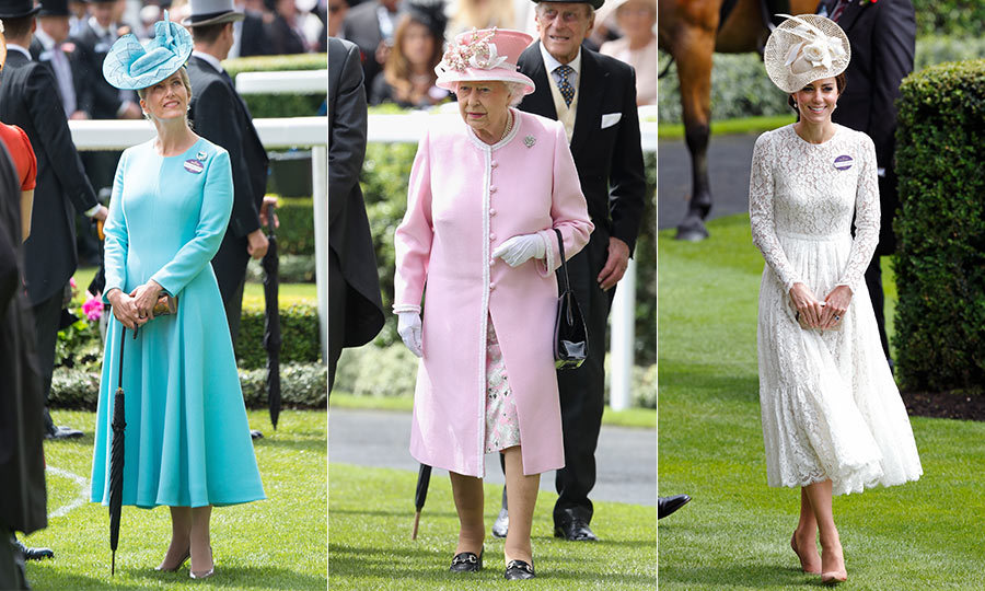 Royal Ascot All Best Outfits Hello