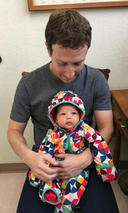 <b>Mark Zuckerberg</b><br>