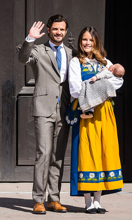 <b>Prince Carl Philip</b><br>