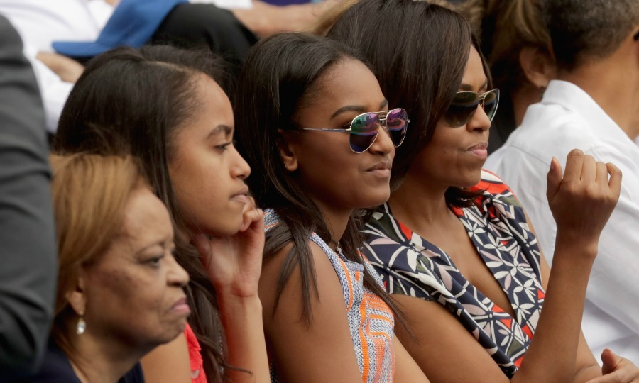 <b>She's her daughters' style inspiration</b>