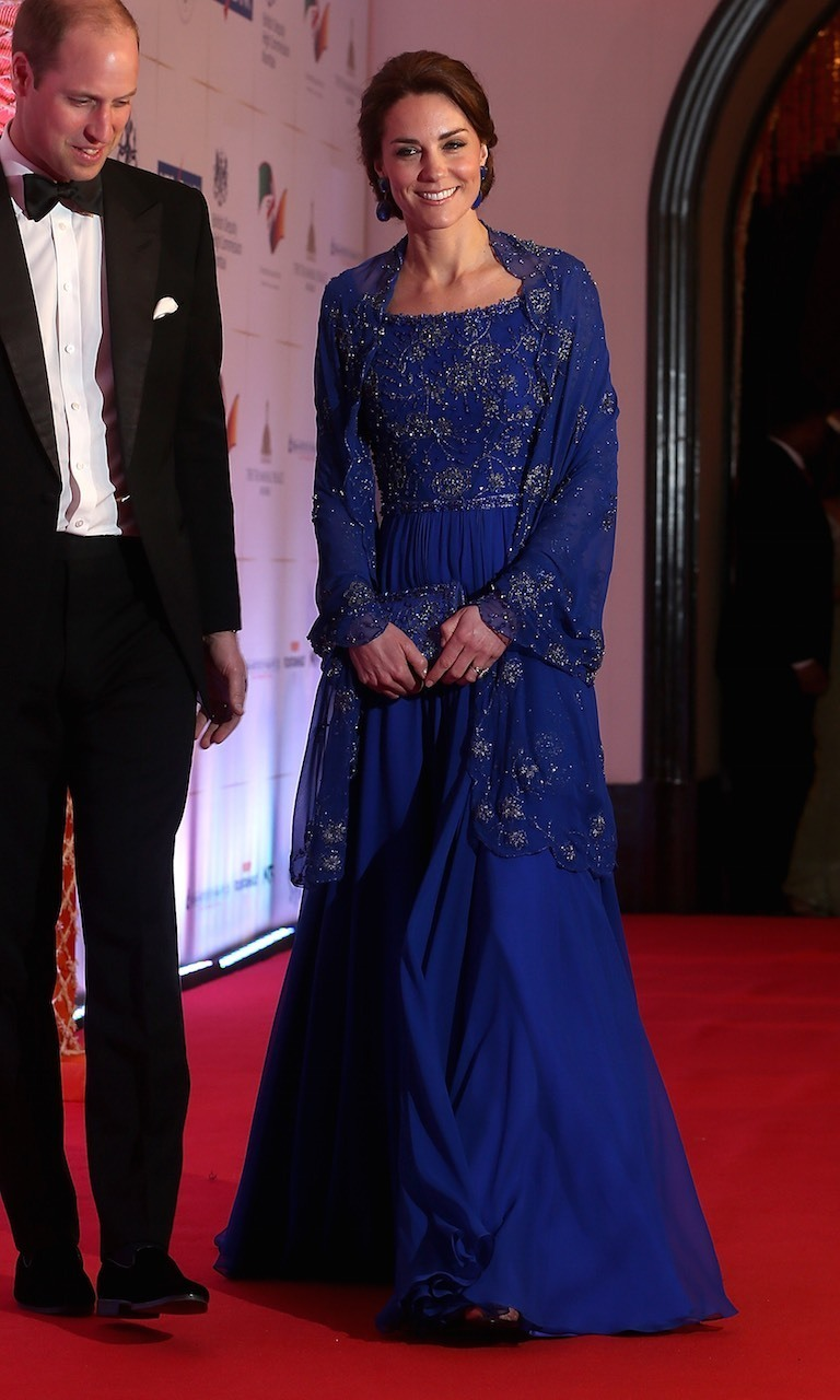 Kate Middleton S Best Red Carpet Looks Hello Us