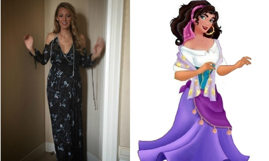 <b>Esmeralda from The Hunchback of Notre Dame</b>