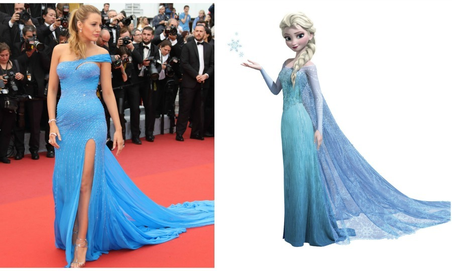 <b>Elsa from Frozen</b>