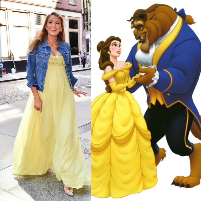 <b>Belle from Beauty and the Beast</b>