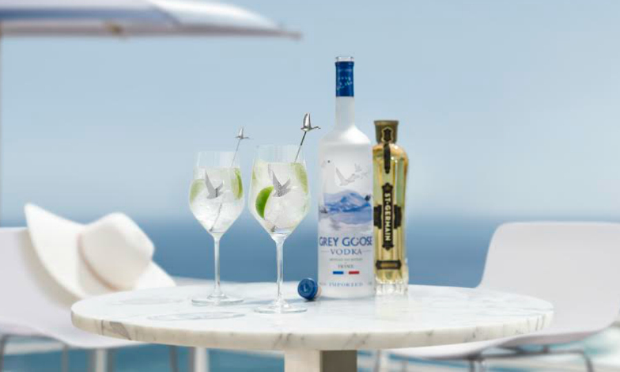 <b>GREY GOOSE Le Grand Fizz</b>