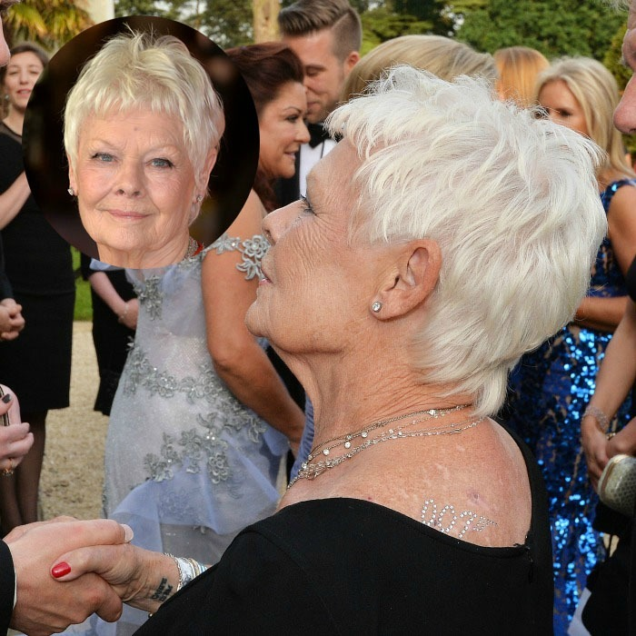 <b>Judi Dench</B>