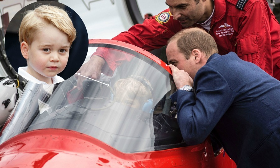 "<a href=""http://us.hellomagazine.com/tags/1/​prince-george"" target=""_blank"" style=""font-weight: bold;"">​Prince George</a>