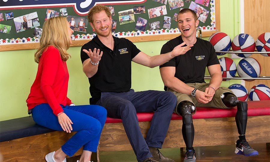 <b>He's great at responding to awkward questions</b>