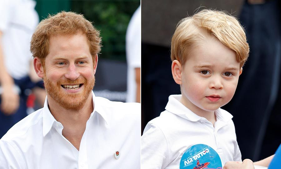 "<b>He's the coolest uncle to <a href=""http://us.hellomagazine.com/tags/1/prince-george/""><strong>Prince George</strong></a></b>