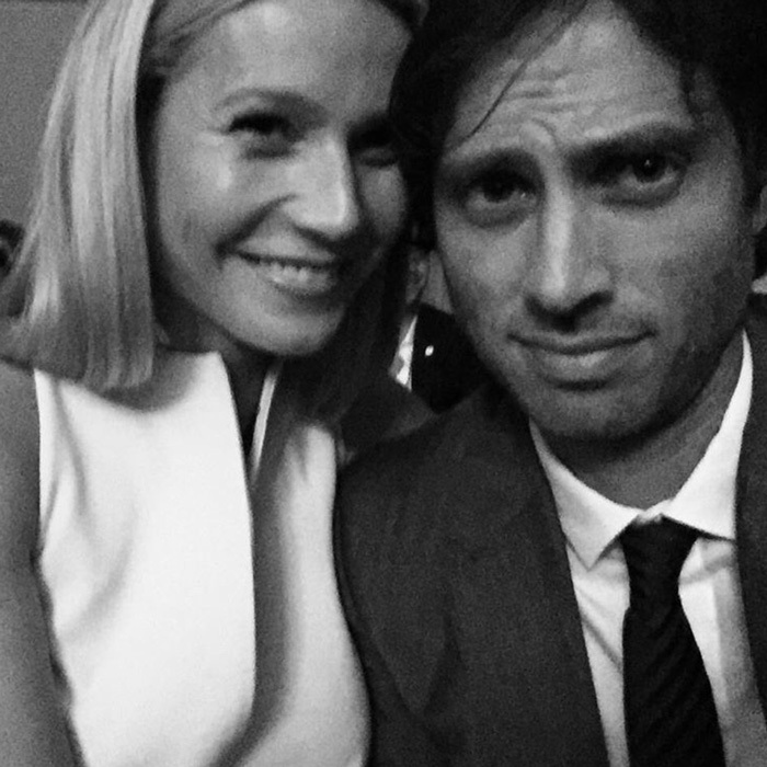 "<a href=""http://us.hellomagazine.com/tags/1/Gwyneth-Paltrow"" target=""_blank"" style=""font-weight: bold;"">Gwyneth Paltrow</a> and <b>Brad Falchuk</b>