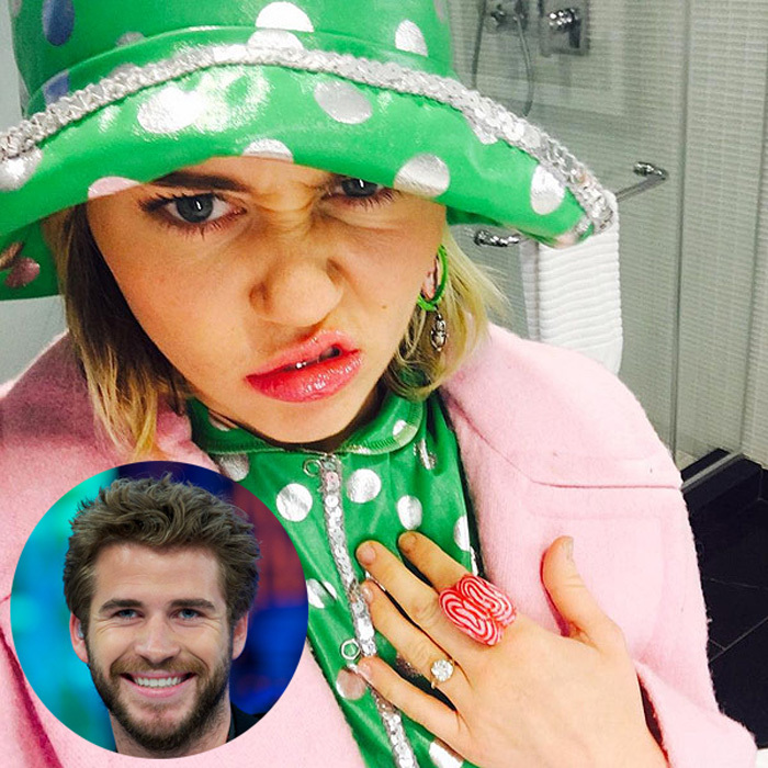 "<a href=""http://us.hellomagazine.com/tags/1/miley-cyrus"" target=""_blank"" style=""font-weight: bold;"">Miley Cyrus</a> and  <a href=""http://us.hellomagazine.com/tags/1/liam-hemsworth"" target=""_blank"" style=""font-weight: bold;"">Liam Hemsworth</a>