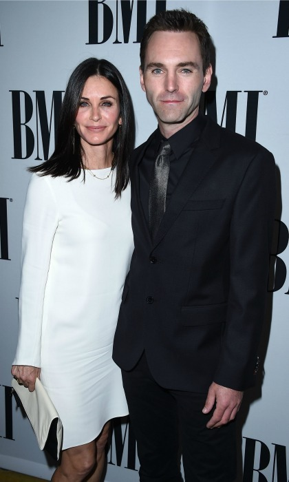 "<b><a href=""http://us.hellomagazine.com/tags/1/courteney-cox/""><strong>Courteney Cox</strong></a> and Johnny McDaid</b>