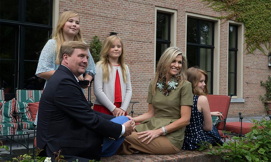 "This week <a href=""http://us.hellomagazine.com/tags/1/king-willem-alexander/""><strong>King Willem-Alexander</strong></a>, <a href=""http://us.hellomagazine.com/tags/1/queen-maxima/""><strong>Queen Maxima</strong></a> and the Dutch royal family have invited the public inside their lavish Noordeinde Palace in The Hague.