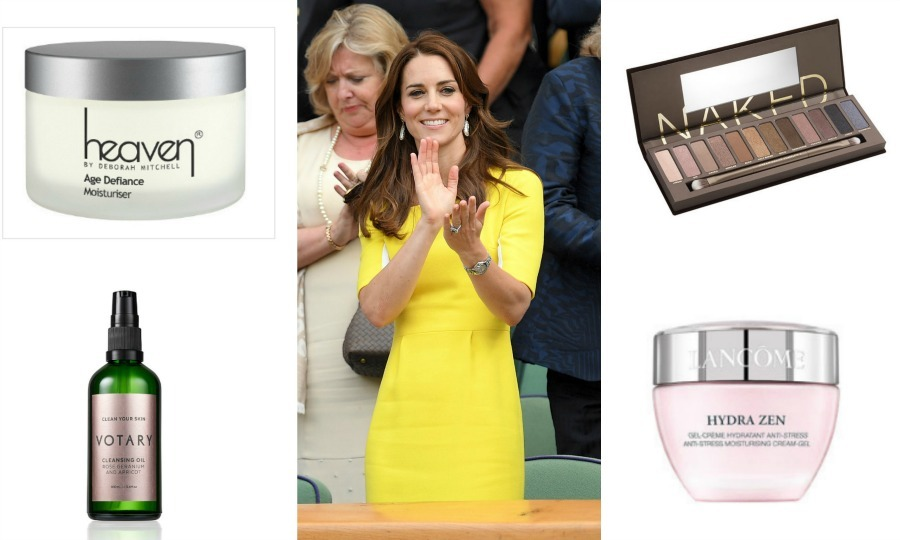 "It's no secret that <a href=""http://us.hellomagazine.com/tags/1/kate-middleton/""><strong>Kate Middleton</strong></a> has some of the best looks when it comes to beauty. With the help of some of her trusted brands, you too can glow and appear just as radiant as The Duchess. Here is a look at Kate's beauty secrets. 