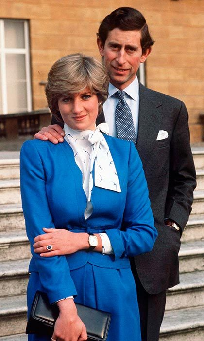 "Though their marriage would end in divorce in 1996, the wedding of <a href=""http://us.hellomagazine.com/tags/1/prince-charles/""><strong>Prince Charles</strong></a> and <a href=""http://us.hellomagazine.com/tags/1/princess-diana/""><strong>Princess Diana</strong></a> had all the makings of a fairytale. 