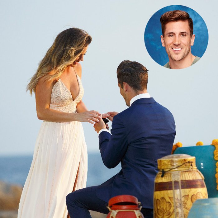 "<b><a href=""http://us.hellomagazine.com/tags/1/jojo-fletcher/""><strong>JoJo Fletcher</strong></a> and Jordan Rodgers</b>