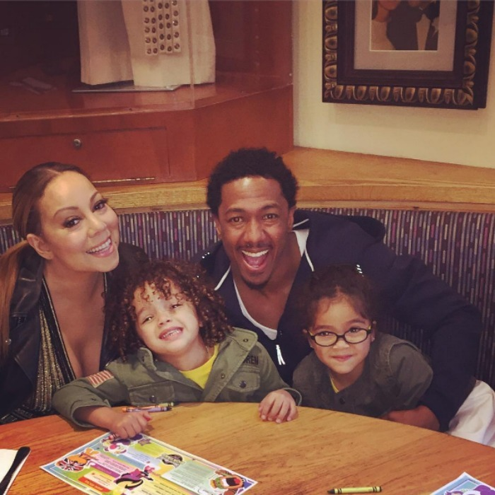 "<b><a href=""http://us.hellomagazine.com/tags/1/mariah-carey/""><strong>Mariah Carey</strong></a></b> and Nick Cannon