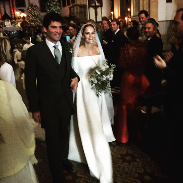 <b>Lady Charlotte Wellesley and Alejandro Santo Domingo</B>