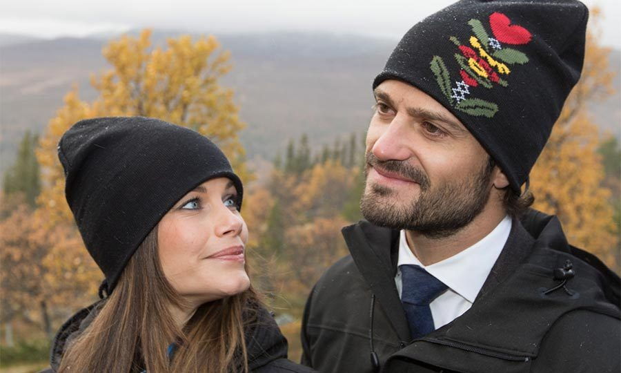 Four months after they wed, the pair announced that they were expecting their first child together. The Swedish royal palace made the joyous announcement on Facebook, confirming that Sofia will give birth in the spring of 2016.