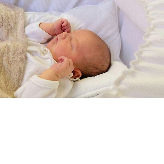 Four days after his birth, Carla and Sofia shared the first official portrait of their newborn son. The photo, which showed Alexander asleep in a bassinet, was taken by his proud father.