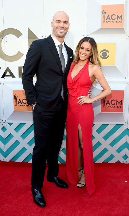 <b>Mike Caussin and Jana Kramer</b>