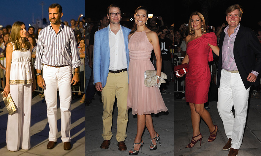 "Among the guests at the evening event were Prince Felipe and <a href=""http://us.hellomagazine.com/tags/1/queen-letizia"" target=""_blank"" style=""background-color: initial;""><strong>Princess Letizia of Spain</strong></a>, Swedish royals including <a href=""http://us.hellomagazine.com/tags/1/crown-princess-victoria"" target=""_blank"" style=""background-color: initial;""><strong>Crown Princess Victoria</strong></a> and her new husband Prince Daniel and the heir to the Dutch throne Crown Prince Willem-Alexander and his wife <a href=""http://us.hellomagazine.com/tags/1/crown-princess-maxima"" target=""_blank"" style=""background-color: initial;""><strong>Crown Princess Maxima</strong></a>.