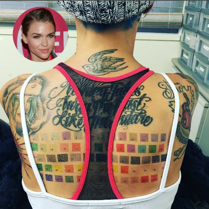 <b>Ruby Rose</b>