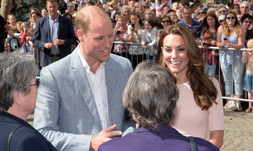The purpose of the Duke and Duchess' trip is to meet local organizations, businesses and charities, as well as visit a number of Duchy of Cornwall projects.