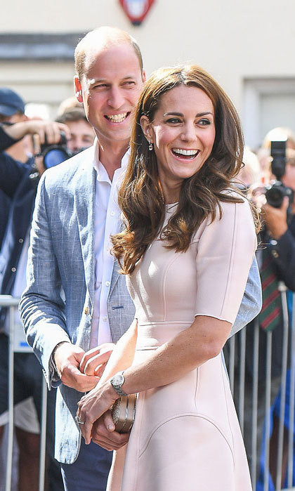 "<a href=""http://us.hellomagazine.com/tags/1/prince-william/""><strong>Prince William</strong></a> and <a href=""http://us.hellomagazine.com/tags/1/kate-middleton/""><strong>Kate Middleton</strong></a> kicked off their two-day trip to Cornwall and the Isles of Scilly with a visit to Truro Cathedral.
