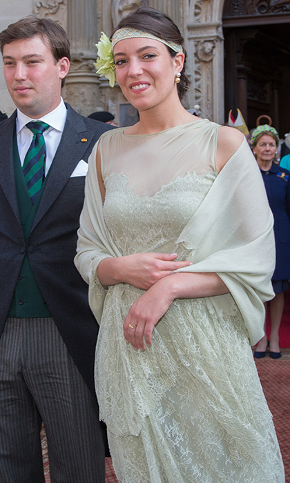 <B>PRINCESS ALEXANDRA OF LUXEMBOURG</B>