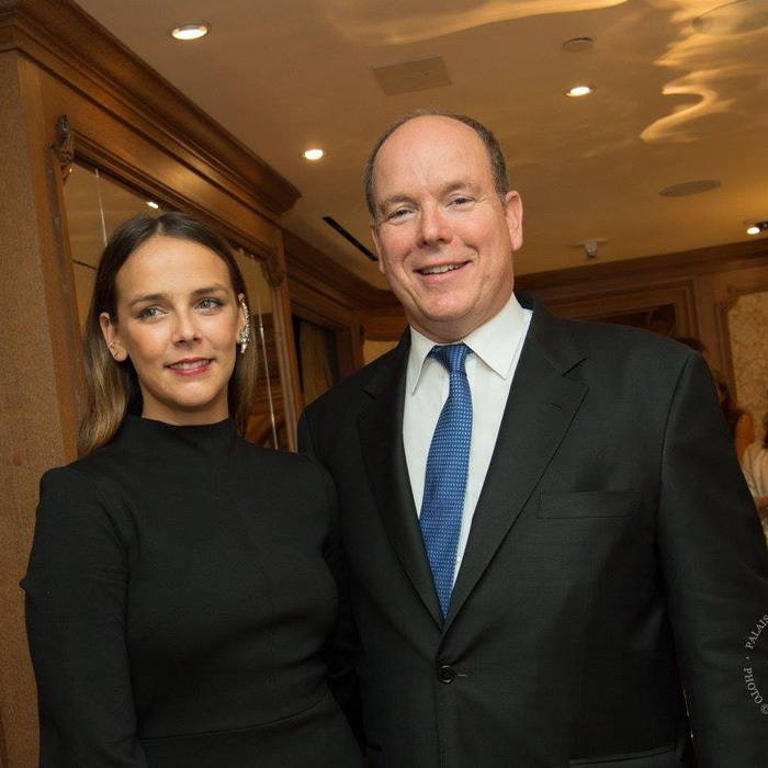 Prince Albert's recent trip to New York was a family affair! The Monaco royal stepped out in the Big Apple with his niece Pauline Ducruet to inaugurate a Cartier store that features a tribute to his mom Princess Grace Kelly.