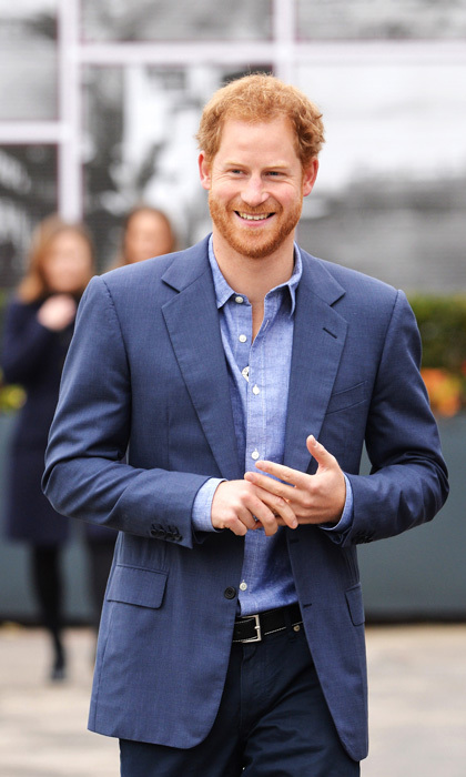 "<a href=""http://us.hellomagazine.com/tags/1/prince-harry/""><strong>Prince Harry</strong></a> paid a visit to the Lord's Cricket Ground in London on October 7 to celebrate the Coach Core sports apprenticeships, which he founded with Prince William and Kate Middleton back in 2012. The program aims to improve the quality and availability of sports coaching and mentoring in inner city schools.