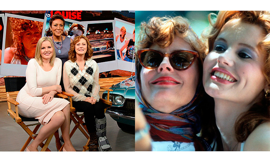 <b>Thelma and Louise</b>