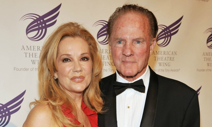 Kathie lee gifford gets emotional on her and frank gifford for Frank and kathie lee gifford wedding